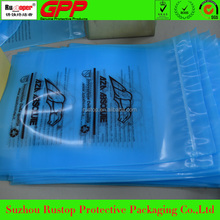 Suzhou High Efficiency VCI Antirust Self Seal Plastic Bag
