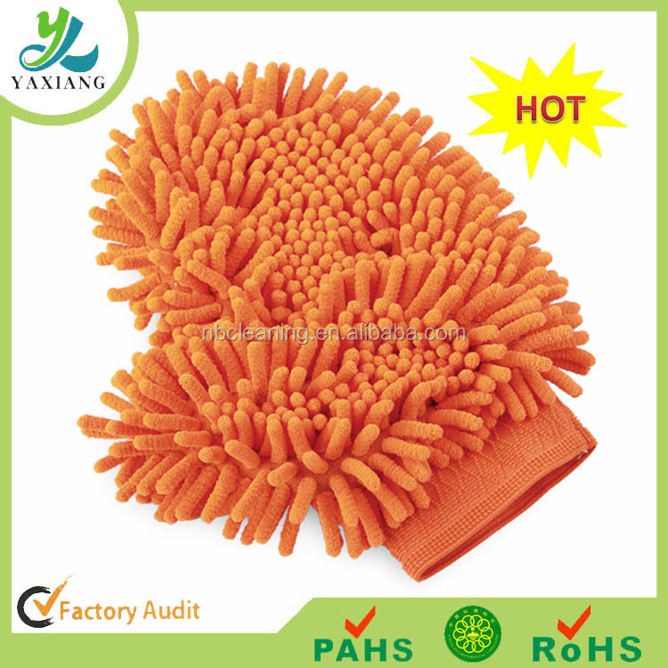 Hot Sale Car Microfiber Wash Dusting Mitt