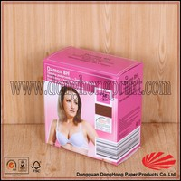 Fashion and different design sex toy packaging box