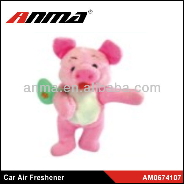 Sweet plush toy bulk car air fresheners