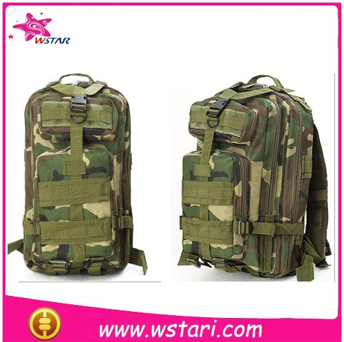 Military Bag (Military Gear Bag) With MOLLE System