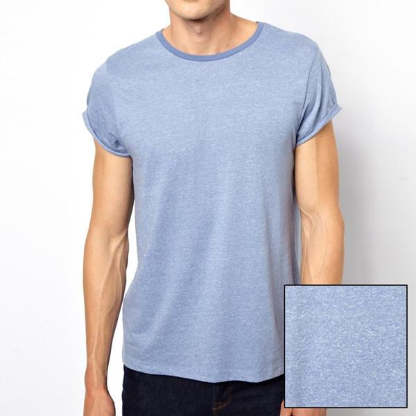 Basic Plain No Brand Custom T Shirt - Buy Basic T Shirt,Plain No ...