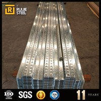 Good Quality New Building Pressed Galvanized Profiled Floor Decking Steel Plates
