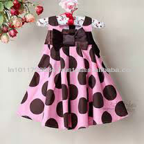 attractive fashionable kids frocks available with custom brand