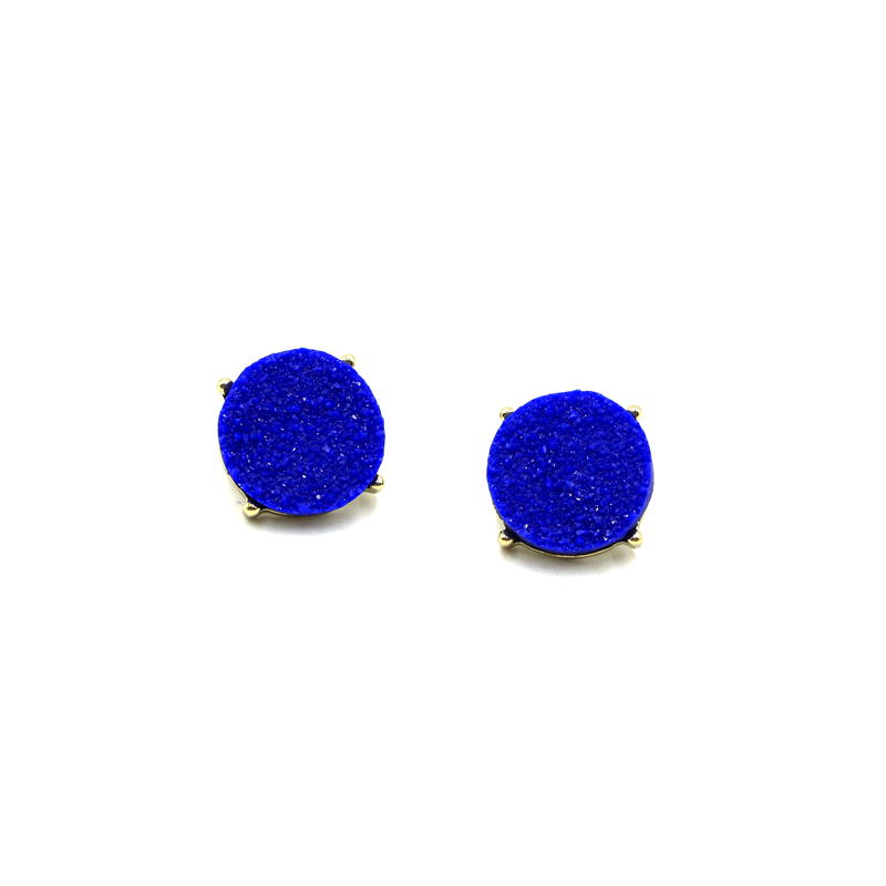 Hot Selling <strong>Fashion</strong> Promotion Jewellery Shining Resin <strong>Accessories</strong> for Women Party Wedding Vogue Jewelry Earrings