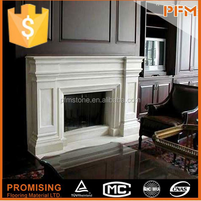Beautifull design fireplace hearths & back panels for electronic fireplace