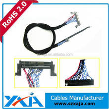 Wire Harness for display 40pin to 30pin led to lcd converter cable