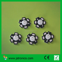 Long life 1W blue color high power led chip with PCB star
