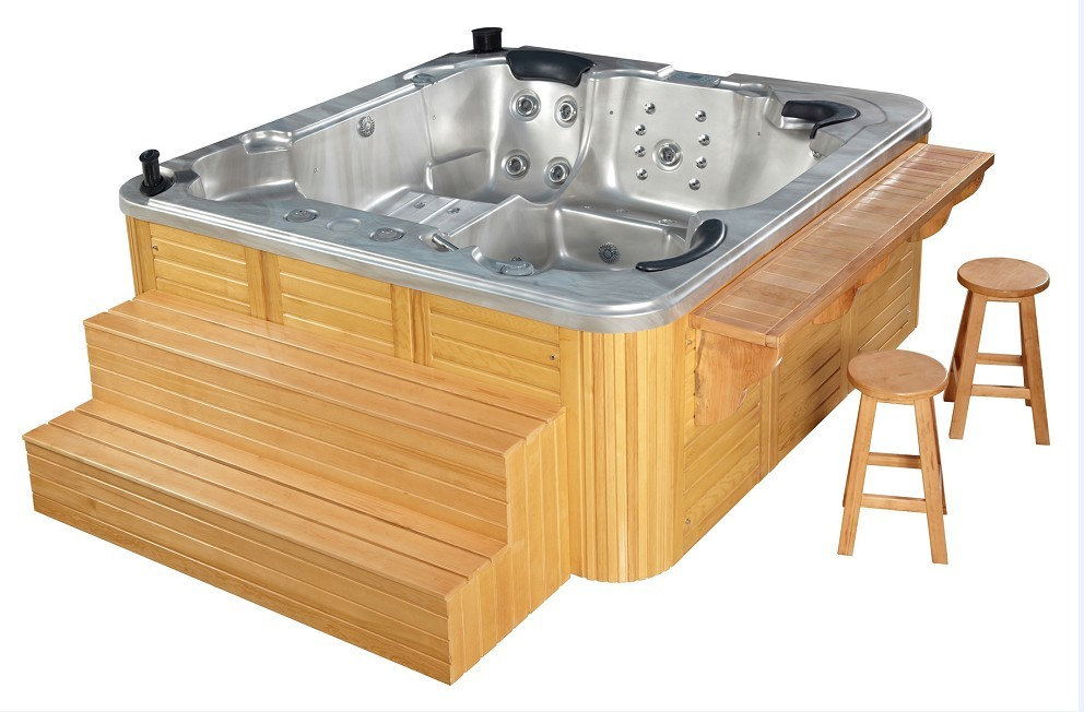 adult hot tub