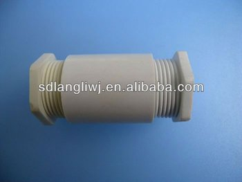 supply pvc pipe fittings with female bush and male bush
