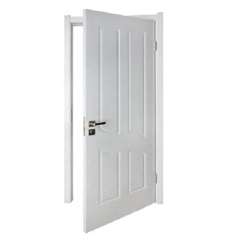 cheap white pre hung interior panel doors