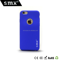 Slim Fit Hybrid Rubberized matte Protective TPU Phone Case for iphone 6 4.7 inch