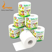 Customized Oem Toilet Paper Brands Quilted Roll Wet Wipes Tissue