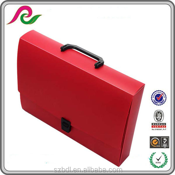 alibaba express a4 hard plastic document case