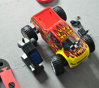 94111Pro 1:10 RC Monster Truck Upgrade Parts HSP RC Car