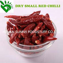 Factory Supply High Quality Dehydrated Small Red Chilli