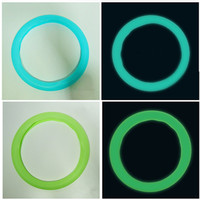 Heat-Insulating Steering Wheel Cover Oem Luminous Silicone Auto Steering Wheel Covers