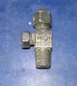 QF-11 Ammonia cylinder valve, valve for mixed NH3