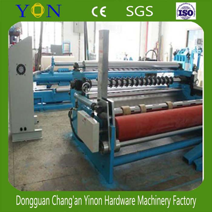 New Design Paper Slitter Rewinding Machine Paper Roll Production Rewinding Machine Line