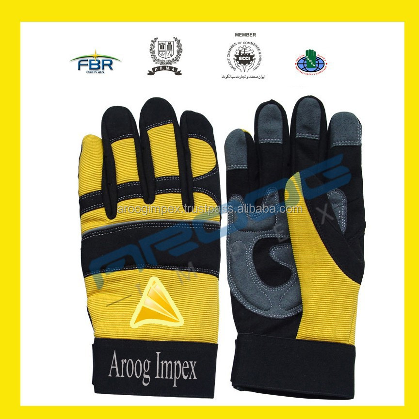 General Duty Mechanical Glove For Automotive Industry