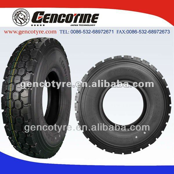 Firestone quality truck tires 1200R20