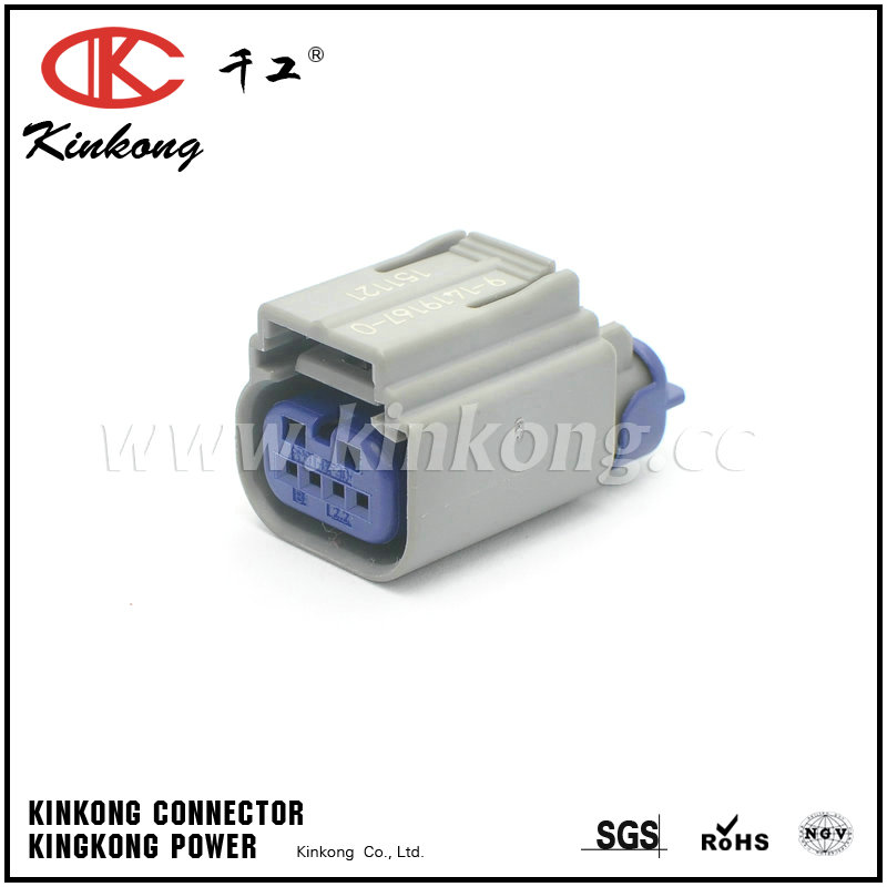 Kinkong Import Cheap Goods From China 2 Pin Waterproof Male Female Wire Auto Connector For Molex 9-1419167-0