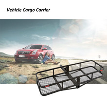 (3184) As Seen on TV Heavy Duty Steel Car Rear Folding Cargo Carrier for Sale