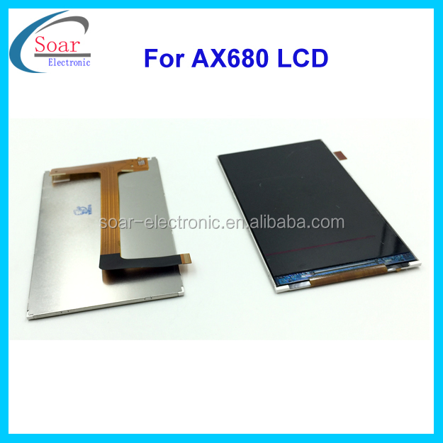 High quality mobile phone LCD for Bmobile AX680, for Bmobile AX680 LCD touch screen digitizer