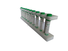 Top precious or disposable vacutainer after lable machinery