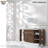 high gloss sideboard used dining room furniture for sale