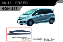 Wind Deflector For 08-15 FREED (HON-855)