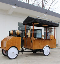 Electric Tricycle of Food Car Series Products