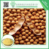 Hot China products wholesale soybean seed extract 10%