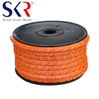 1---20mm Synthetic UHMWPE Wire Rope For Lifting Sling