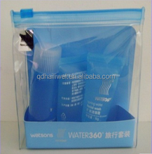 The best price high quality fashion plastic PVC ziplock bag moth proof ziplock frosted PVC bags