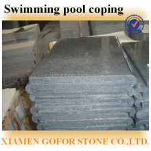 Swimming pool edge tiles