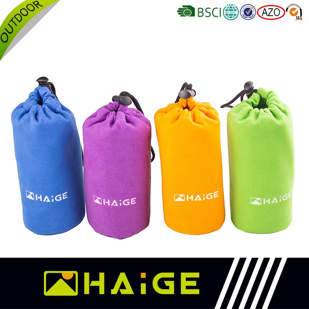 Hot sale factory direct price Yoga Mat Towel With Mesh Bag with great