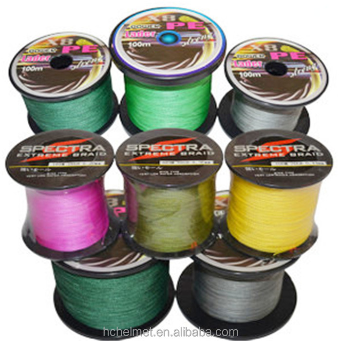 1000M Multifilament <strong>PE</strong> Braided Fishing Line 4 Stands 10LB 20LB 30LB 40LB 60LB 70LB 80LB 90LB 100LB New 2015