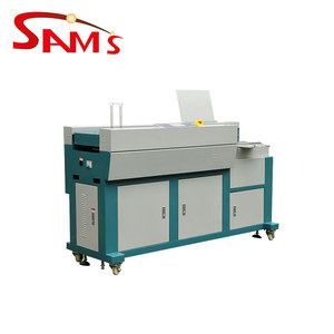 Most Advantaged paperback copy shop glue binding machine
