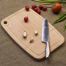 Wholesale bamboo kitchen chopping board