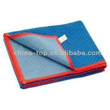 polyester Moving Blanket/furniture pad/transport blanket