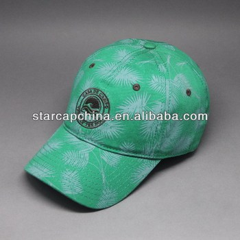 CUSTOM SCREEN PRINTING BASEBALL CAP