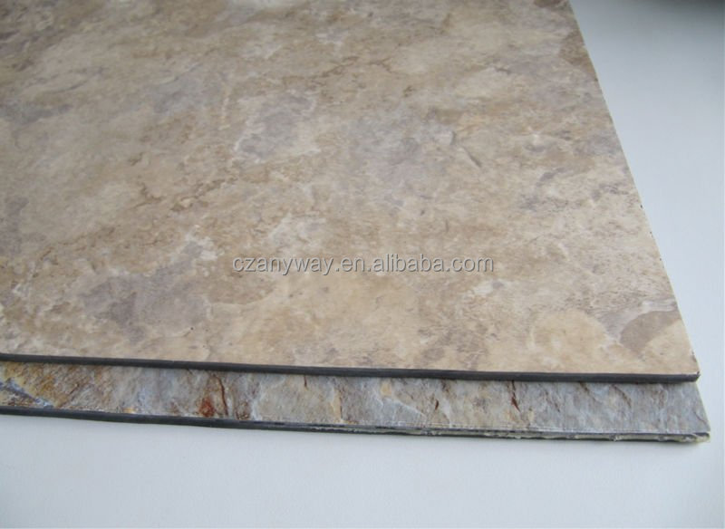 Stone Effect Wpc indoor Flooring 4mm Vinyl Flooring Wood Plastics Composites