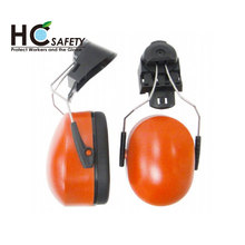 H302-1 coal mine safety ppe equipment helmet mounted ear muffs manufacturer