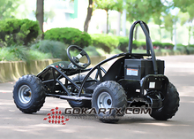 500w electric go kart off road dump truck