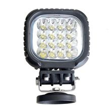 New 5inch 48W Led work light spot beam offload truck use 16pcs*3W leds IP67 led driving light for 4WD SUV ATV