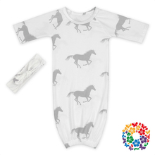 Infant And Toddler Spring Sleeping Pajama Boutique Gifts Kids Gown Designs