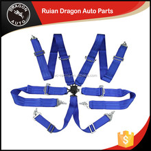 New Style High Quality 3'' 6-Point Quick Release Safety Belt(FIA Approved)
