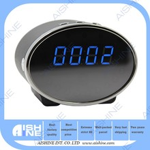 OEM Infrared HD Motion Detect 5 MP H.264 Remote Control Camcorder 1080p Mini Clock Hidden Nanny Camera