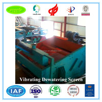 new invention 2016 best selling innovative product shanxi made slurry dewatering high frequency vibrating screen